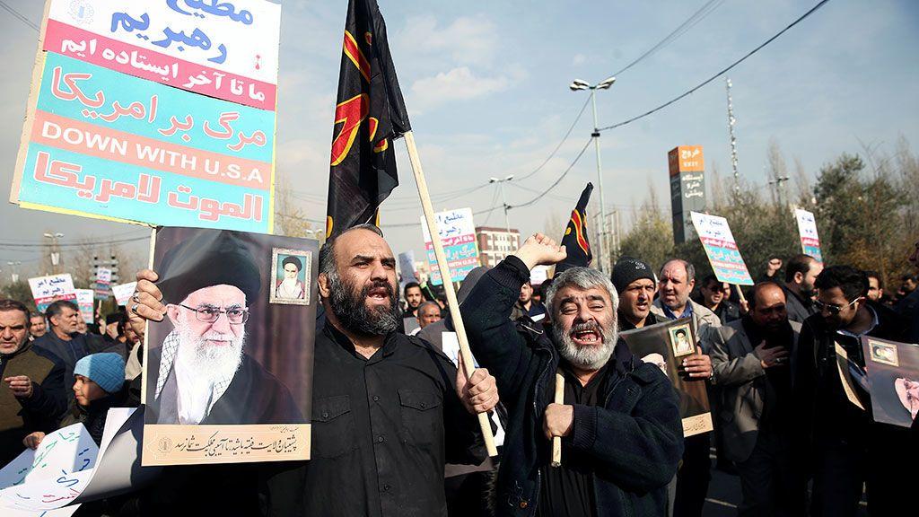 "EEUU ""enciende la chispa de la guerra"" tras matar al general iraní Soleimani"