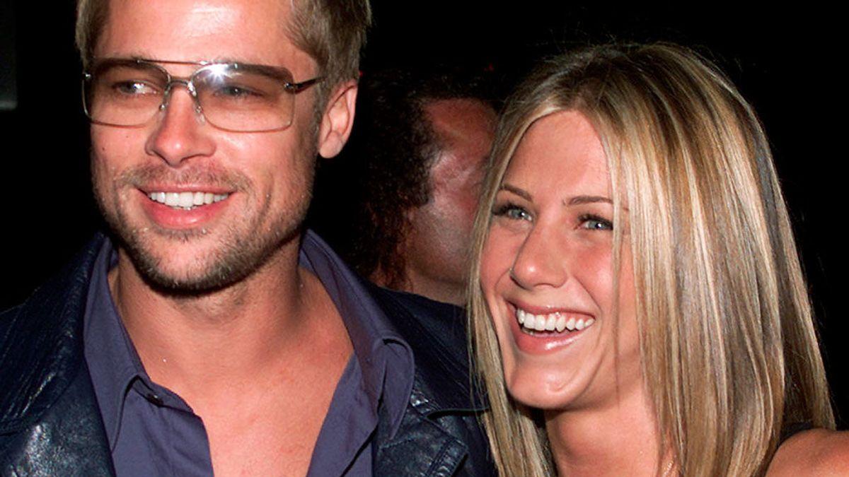 Brad Pitt y Jennifer Aniston, el morbo de los Globos de Oro
