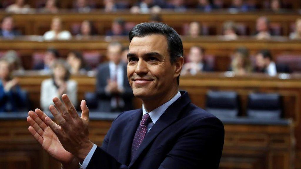 Sánchez será presidente el martes y se enfrenta a una legislatura agónica