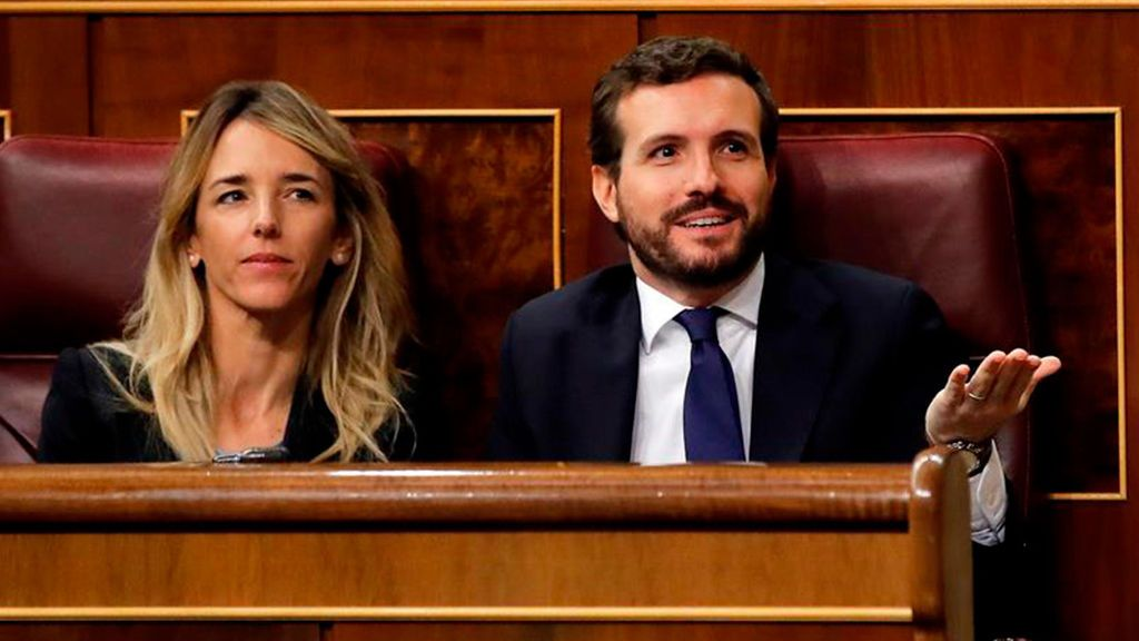 El PP acusa a Sánchez de ocultar su pacto con los independentistas en su investidura