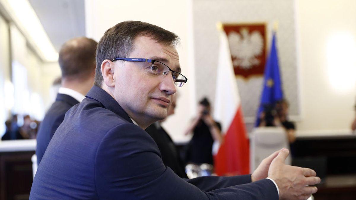 Un detenido por ofrecer dinero por la muerte del ministro de Justicia polaco