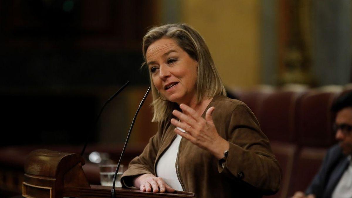 Ana Oramas se desmarca de CC y anuncia que votará en contra de la investidura de Sánchez