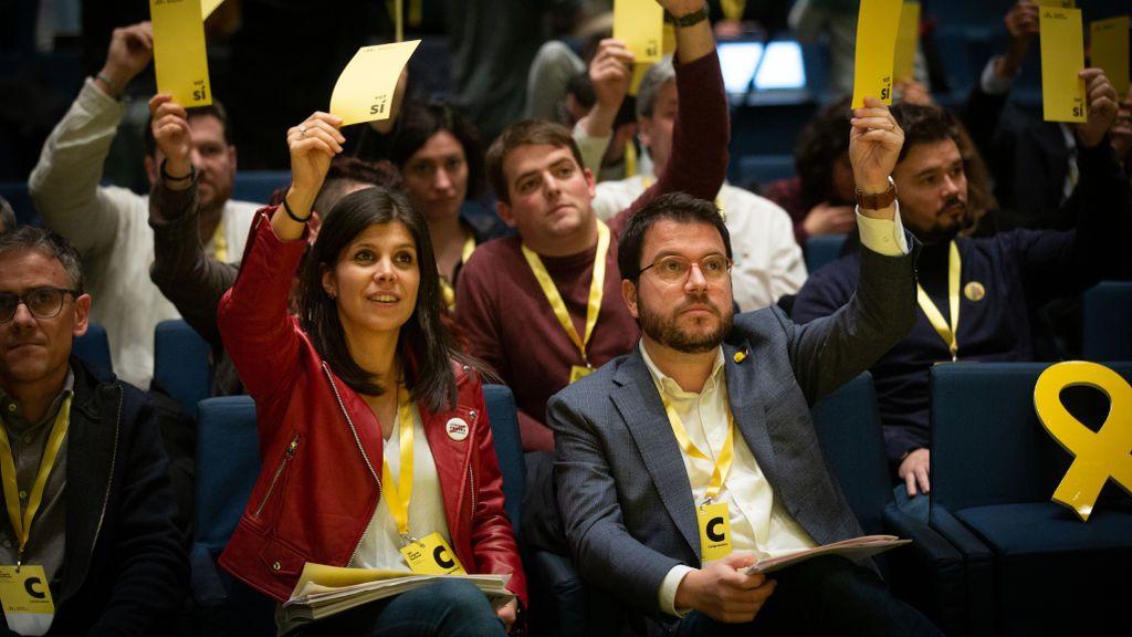La investidura de Sánchez, también en juego en el Consejo Ejecutivo de emergencia de ERC