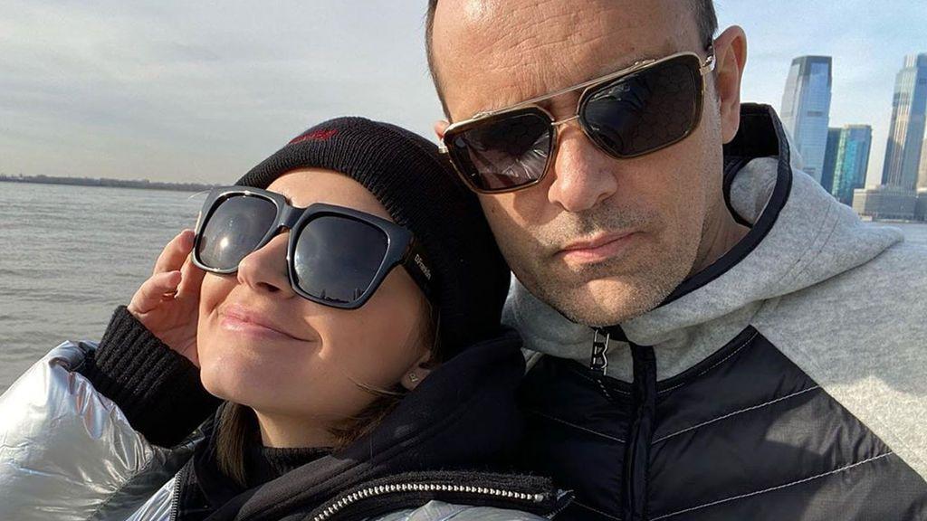 """Laura Escanes y el pequeño Julio protagonizan un divertido momento durante su viaje: """"Estaremos en algún lugar"""""""