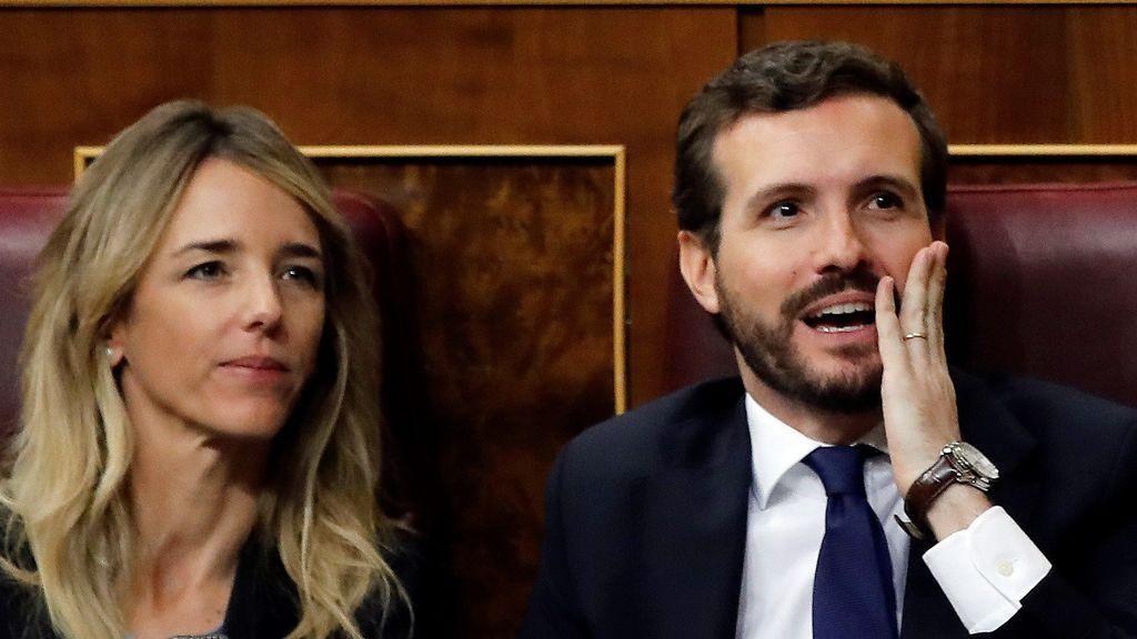 Los zascas de Pablo Casado a Pedro Sánchez