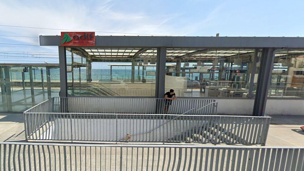 Muere una niña de 15 años atropellada por un tren en Barcelona