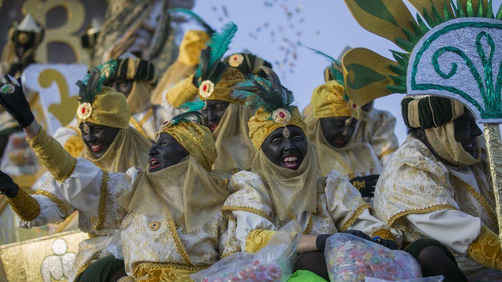 La campaña 'Por un Baltasar de verdad' exige dejar de embetunar al rey negro en las Cabalgatas