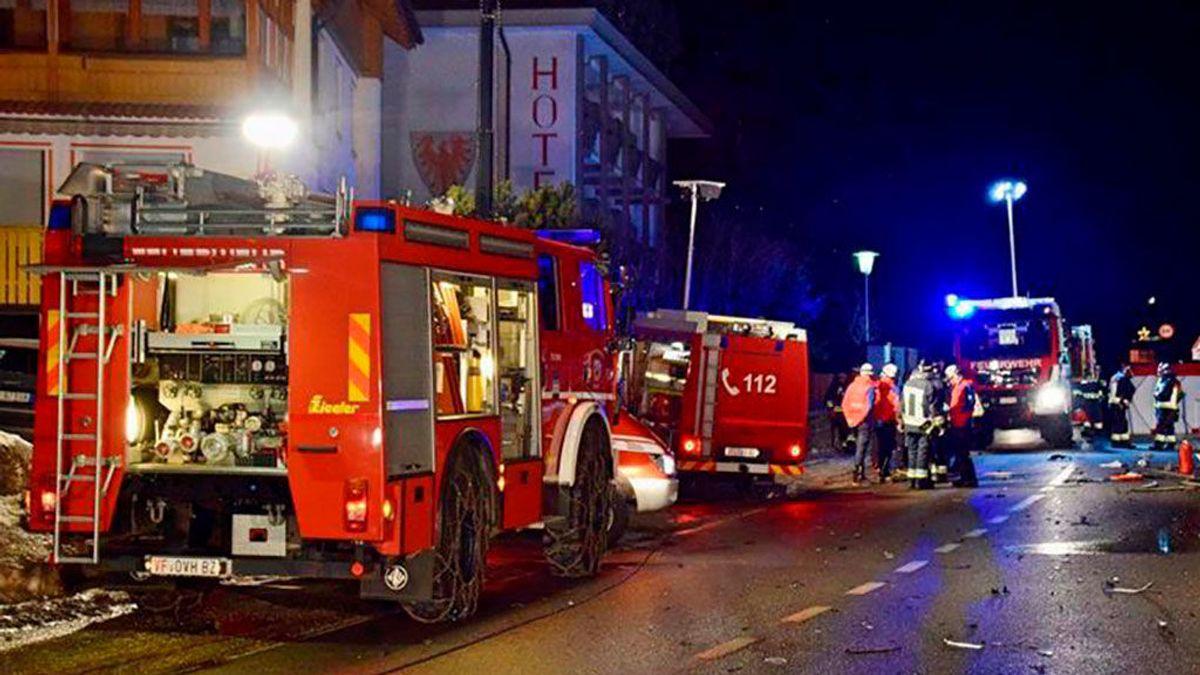 Mueren seis turistas alemanes tras ser arrollados por un conductor ebrio en Italia