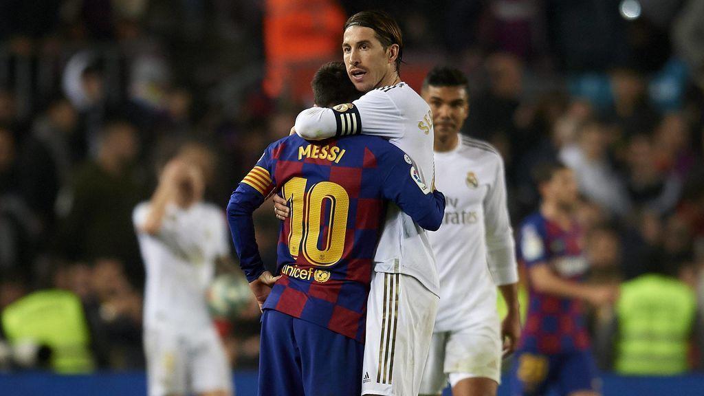 Barça y Real Madrid llegan empatados al final de la primera vuelta y con todo por decidir