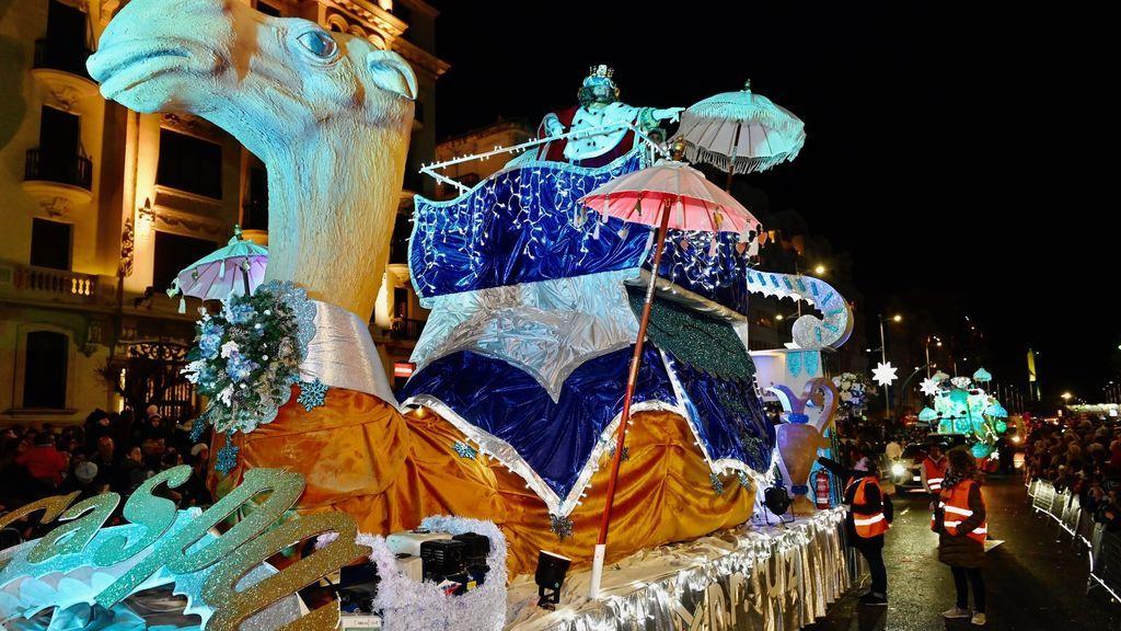 Las Cabalgatas de Reyes inundan Cantabria
