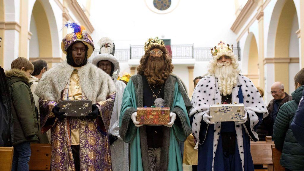Los Reyes Magos reparten ilusión y magia a los niños de toda España
