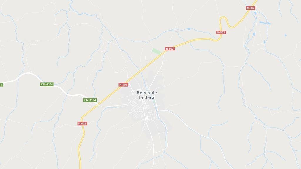 Herida una mujer de 50 años al ser arrojada desde una furgoneta en marcha en la localidad toledana de Belvís de la Jara