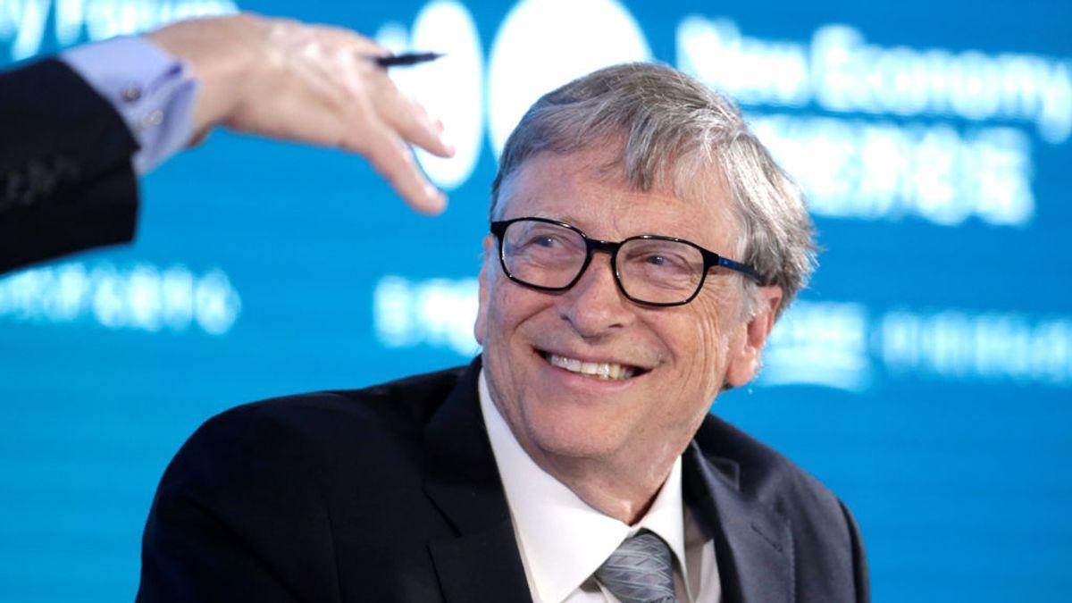 """Bill Gates pide subir los impuestos a los ricos: """"Deberíamos pagar más de lo que pagamos"""""""