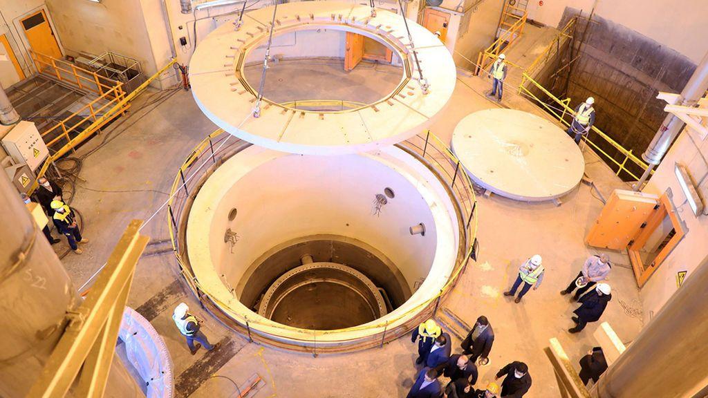 Irán anuncia que abandona el acuerdo nuclear y volverá en enriquecer uranio sin restricciones