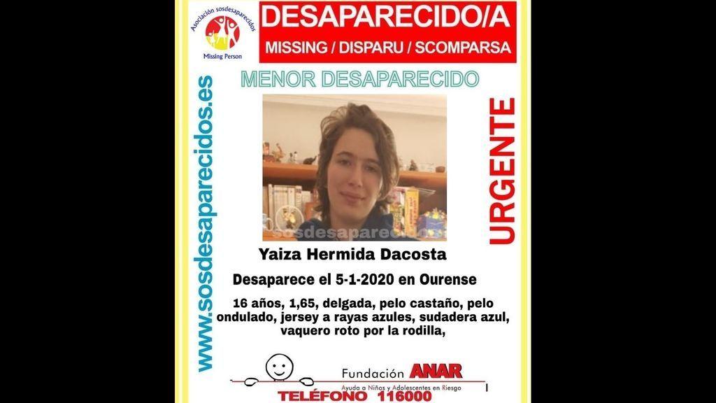 Desaparecida una menor de 16 años durante la Cabalgata de Reyes de Ourense