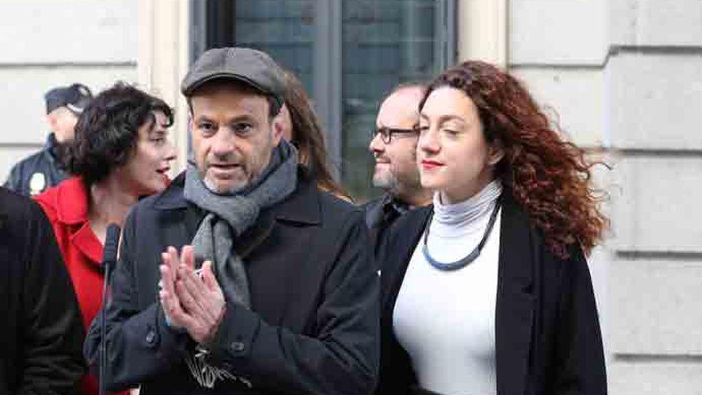 Aina Vidal, la diputada que no acudió a votar, revela que tiene cáncer