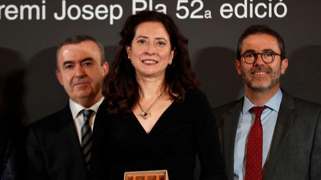 Ana Merino gana el 76 Premio Nadal con su primera novela 'El mapa de los afectos'