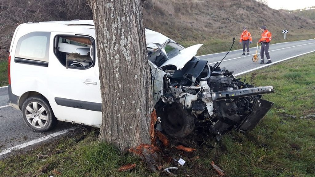 Unas 54 personas han muerto en la carretera antes de acabar la Operación Navidad