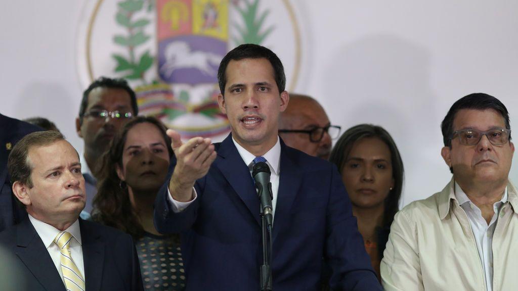 """Guaidó no cede ni se rinde ante el chavismo: """"Vamos a poner el pecho; Venezuela lo vale"""""""