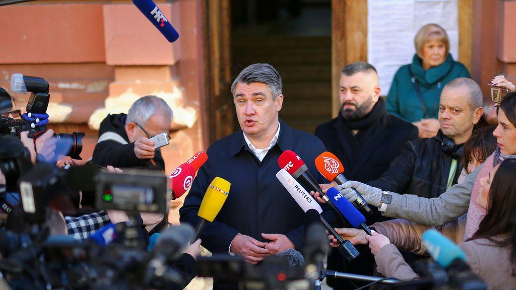 Croacia gira a la izquierda y reordena las piezas en los Balcanes