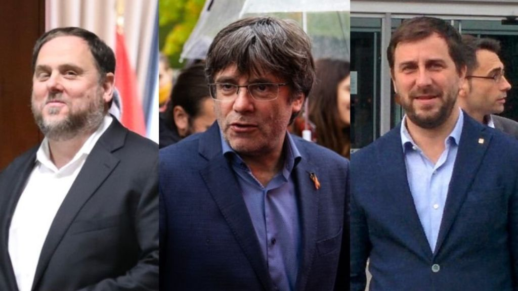 Otro varapalo: La Eurocámara reconoce formalmente a Junqueras, Puigdemont y Comín como eurodiputados