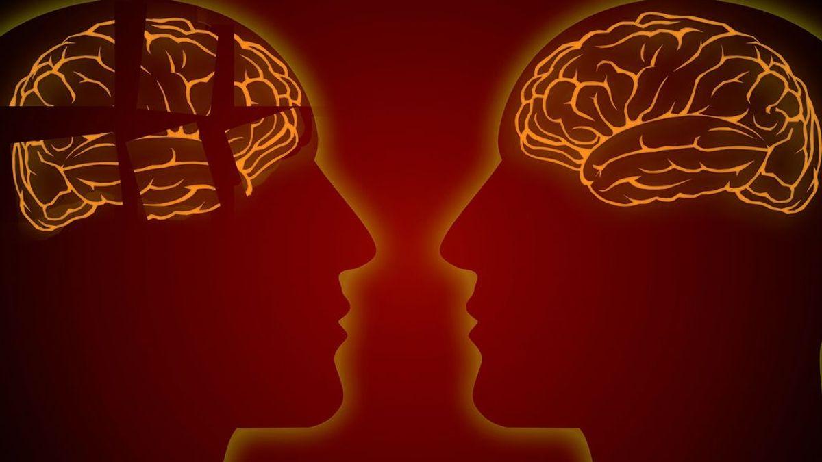 Un estudio revelar que iluminar directamente las áreas del cerebro dañadas por el alzhéimer podría revertir el curso de la enfermedad