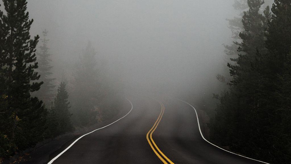 Anticiclón de invierno: por qué se forma la niebla