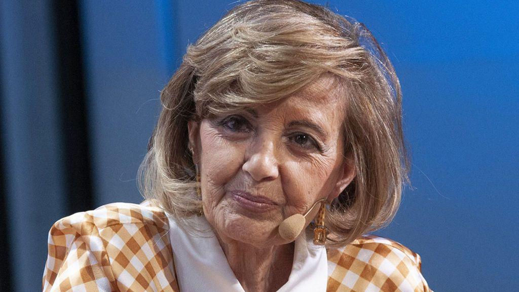 María Teresa Campos se pronuncia tras romper con Edmundo Arrocet: 'He llorado mucho'