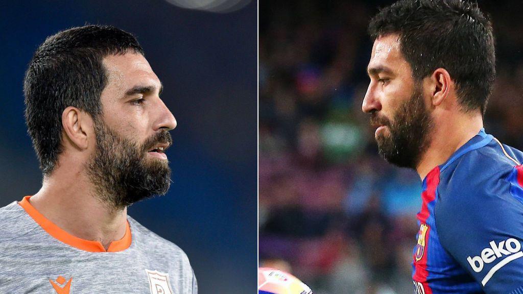 Arda Turan rescinde contrato con el Medipol Basaksehir y podría volver al Barça