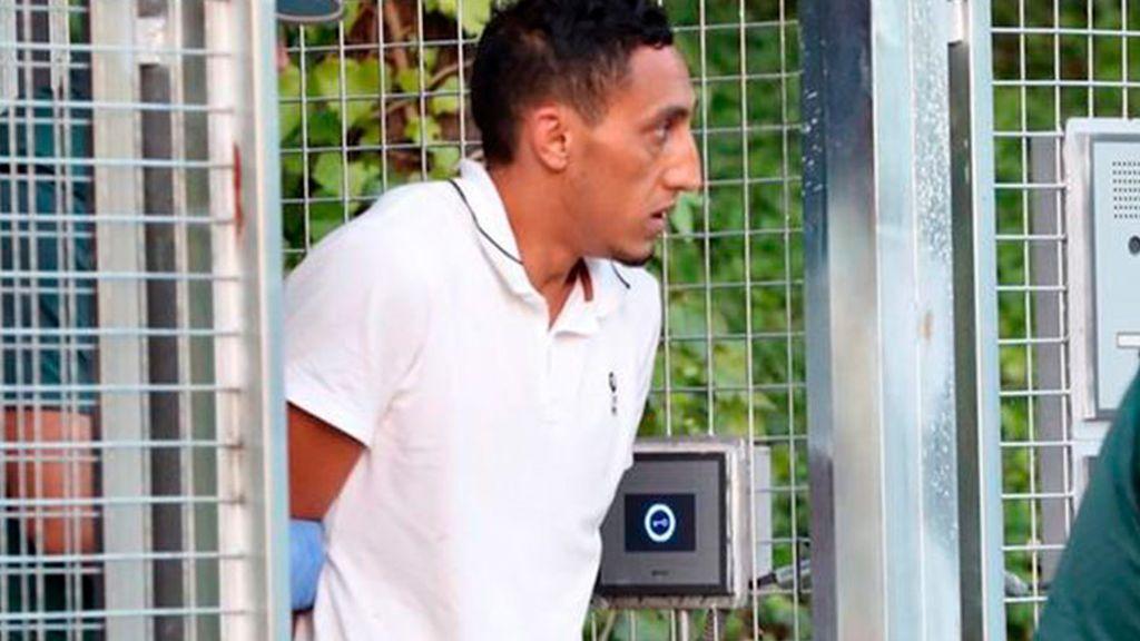 Driss Oukabir, uno de los procesados por los antetados del 17-A