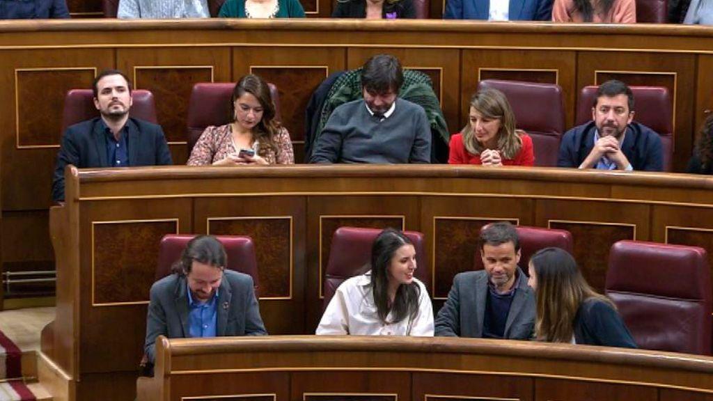 La vicepresidencia de Iglesias será  de Derechos Sociales e incluirá la Agenda 2030