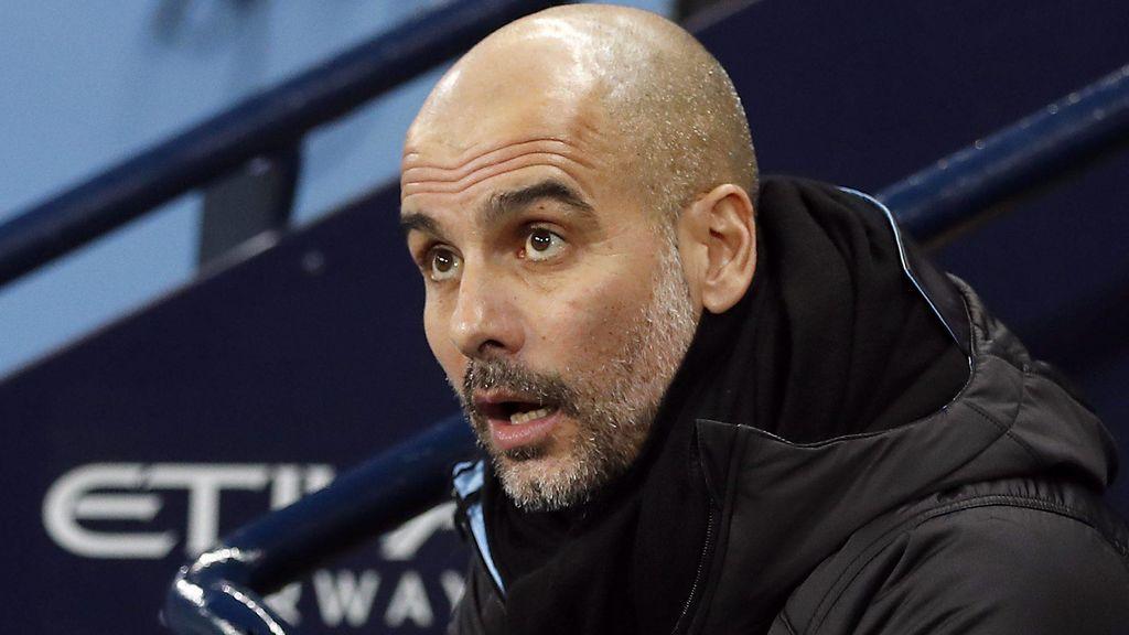 """Guardiola: """"Nunca entrenaría ni al Madrid ni al United, me iría a las Maldivas"""""""