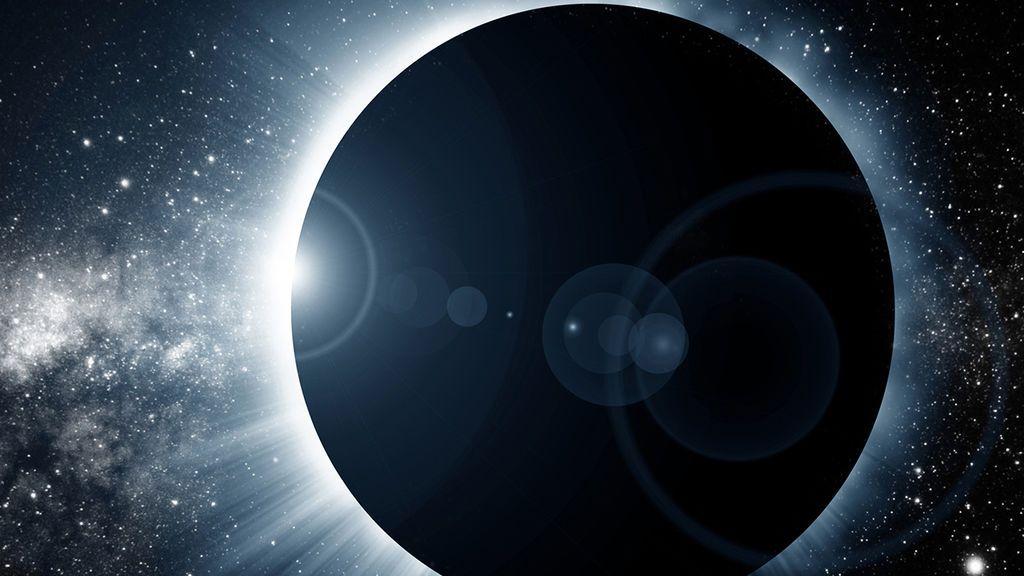 El primer eclipse del año