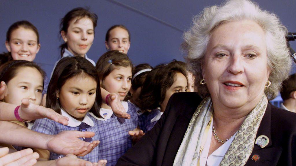 Fallece Pilar de Borbón a los 83 años (NO PUBLICAR HASTA QUE MUERA)