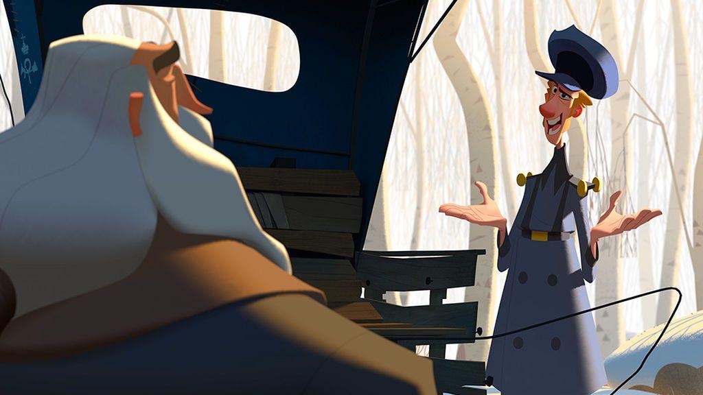 'Klaus', la película de animación española que compite con 'Toy Story 4' y 'Frozen 2' por un Bafta