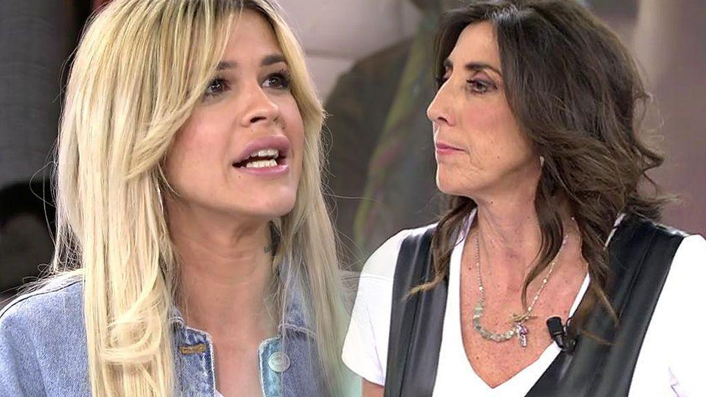 El acalorado debate feminista de Ylenia y Paz Padilla