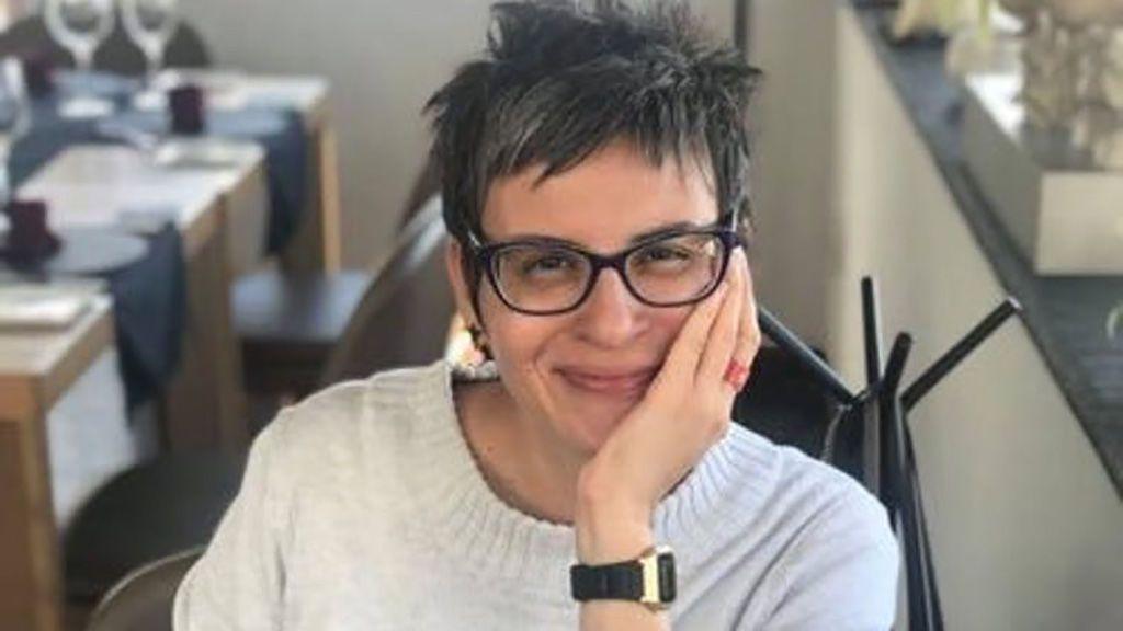 La escritora mexicana Cecilia Eudave