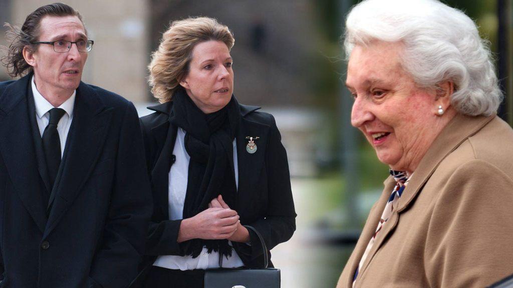 Fallece doña Pilar de Borbón a los 83 años: cómo es su entorno familiar cercano