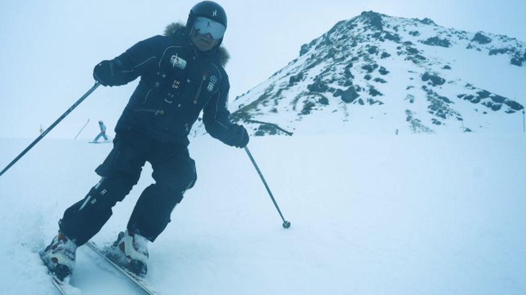 Exoesqueletos para esquiadores: músculos extra que nunca se cansan y reducen el riesgo de lesiones