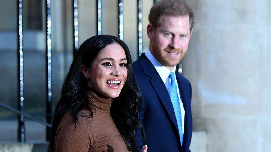 La última decisión del príncipe Harry y Meghan Markle:  se retiran como miembros de la Casa Real británica