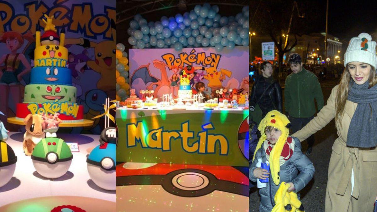 El regalo de Iker Casillas y Sara Carbonero a su hijo Martín: recrean a la perfección una ciudad Pokemon