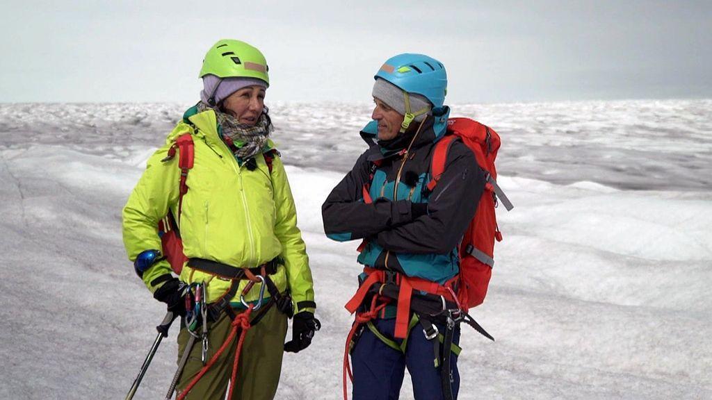 Los estragos del cambio climático en Groenlandia, con Ana Botín Planeta Calleja Temporada 7 Programa 42
