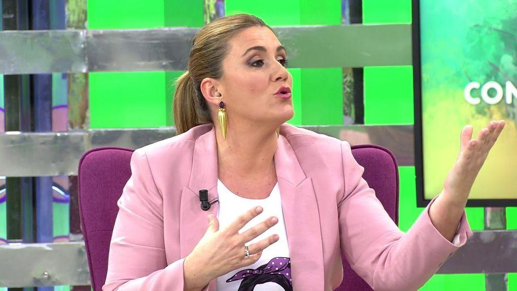 Carlota Corredera se pronuncia acerca del enfrentamiento entre Ylenia y Paz Padilla