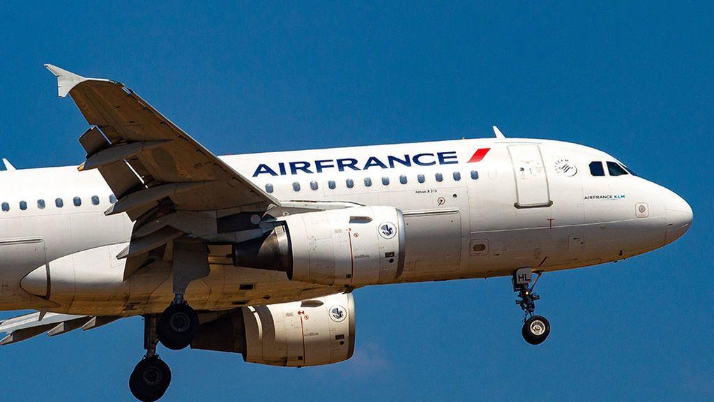 Encuentran el cadáver de un niño en el tren de aterrizaje de un avión de Air France