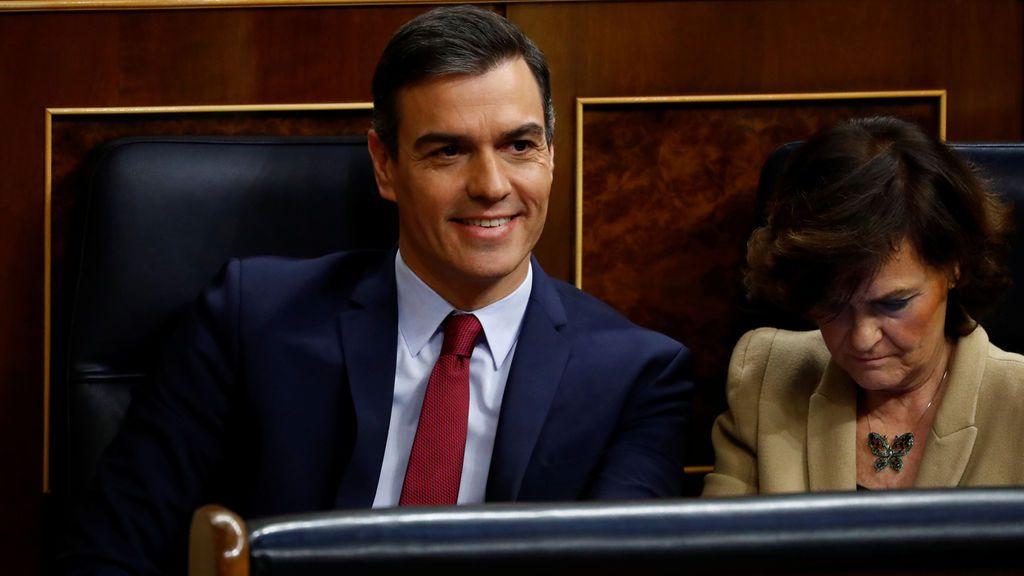 Sánchez medita sin prisas la constitución de un Ejecutivo para los próximos cuatro años