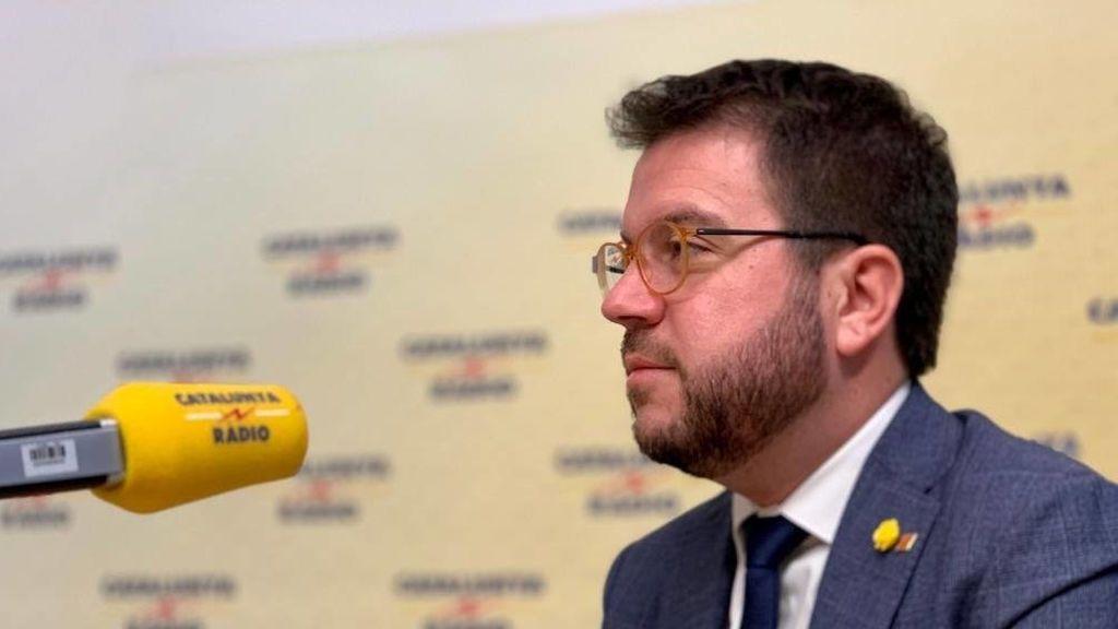 """Aragonés: """"La prioridad de ERC es poner en marcha lamesa de negociación"""""""