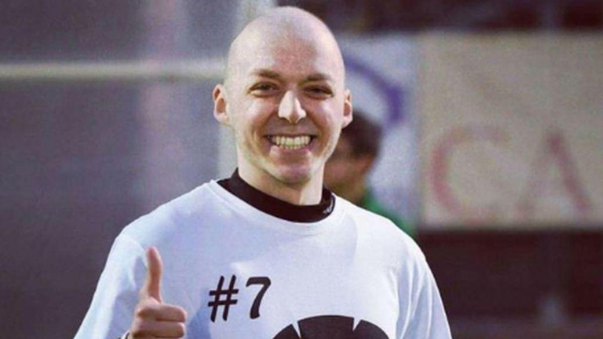 Mañana entraré en sedación profunda: el terrible adiós de un futbolista al despedirse de los que le quieren