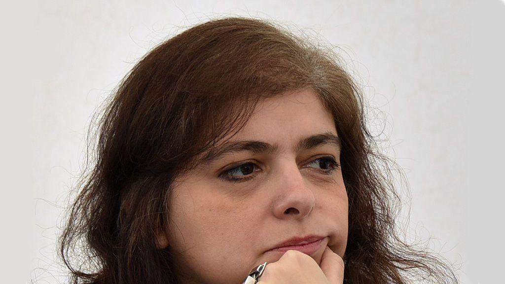 La escritora argentina Mariana Enríquez