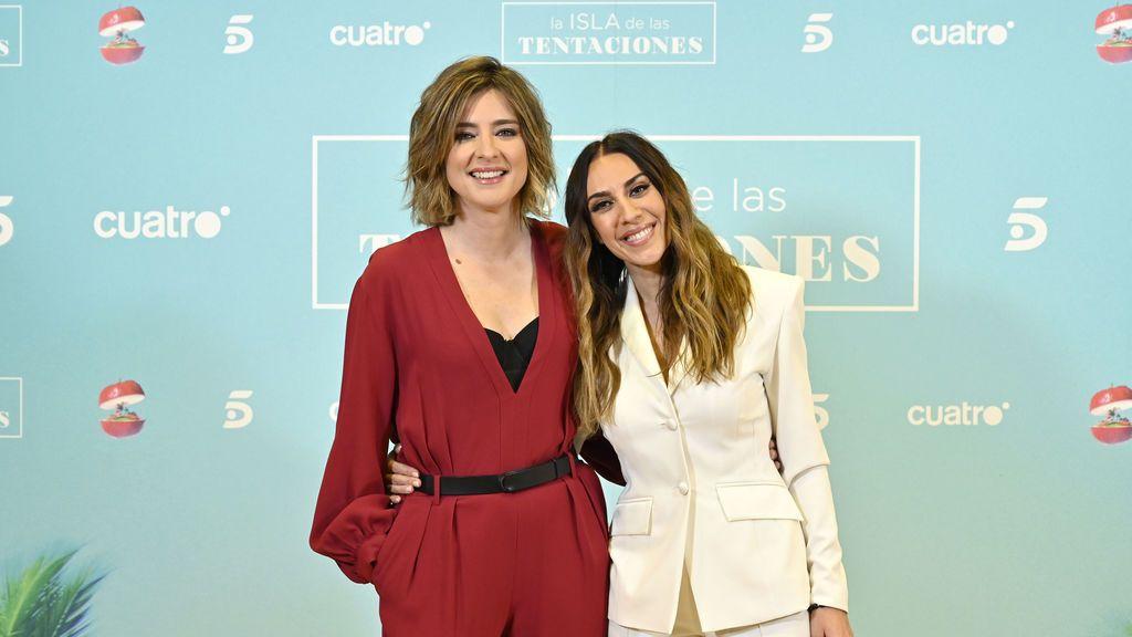 El estreno de 'La isla de las tentaciones', en simulcast este jueves en Telecinco y Cuatro