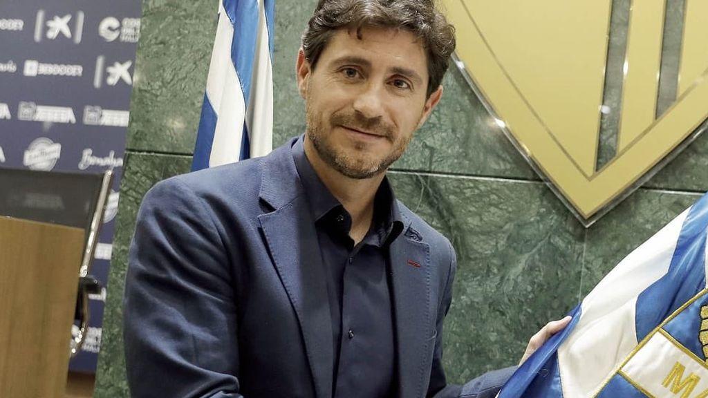 La policía investiga la difusión del vídeo íntimo de Víctor Sánchez, ya exentrenador del Málaga